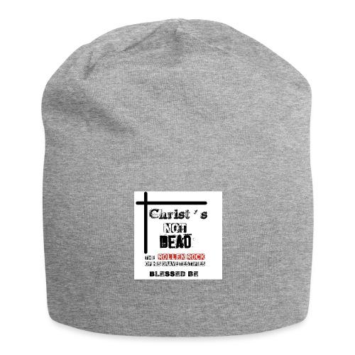 Christ's Not Dead - Bonnet en jersey