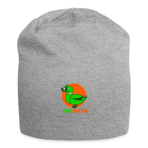 Greenduck Film Orange Sun Logo - Jersey-Beanie