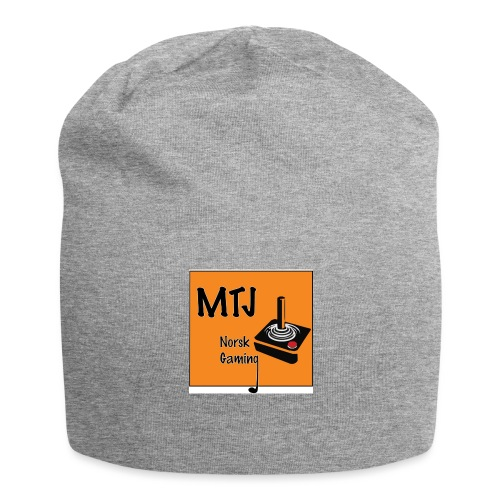 Mtj Logo - Jersey-beanie