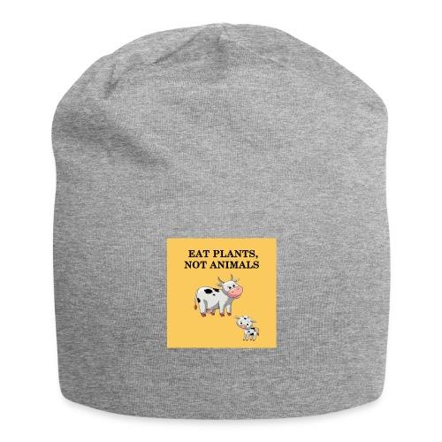 EAT plant not animal - Bonnet en jersey