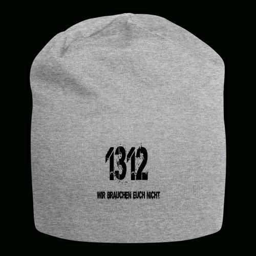 1312 BOSS - Jersey-Beanie