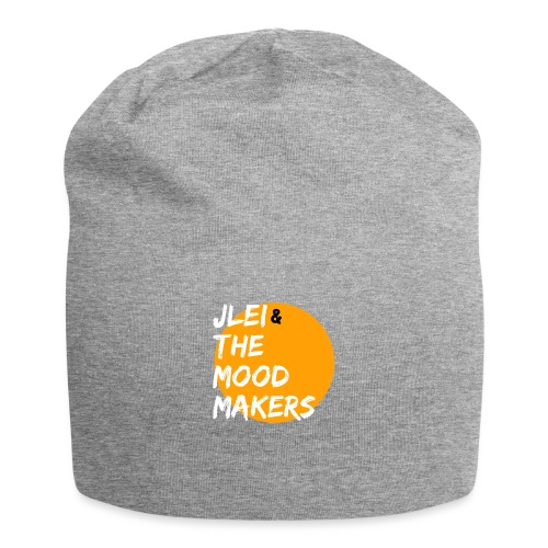 Jlei & The Mood Makers Bandlogo - Jersey-Beanie