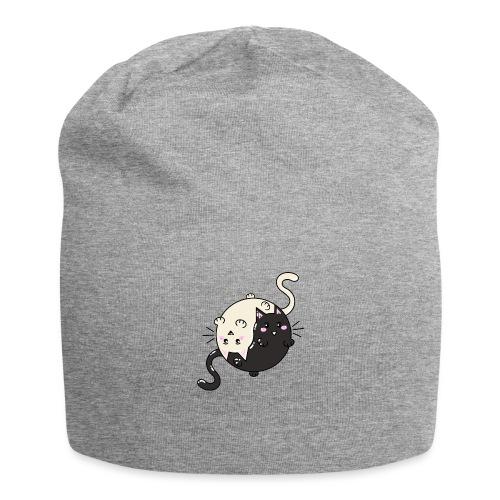 Cats Tai and chi - Bonnet en jersey