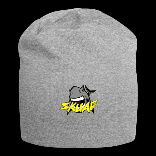 SharkSkuad - Gorro holgado de tela de jersey