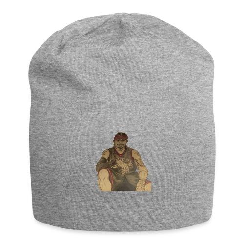 jugador - Gorro holgado de tela de jersey