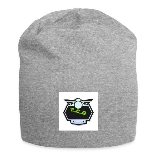 Cool gamer logo - Jersey Beanie