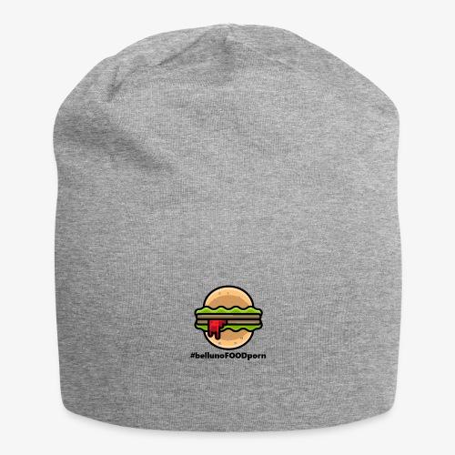 belluno FOOD burger - Beanie in jersey