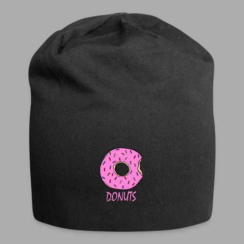 DONUTS - Gorro holgado de tela de jersey