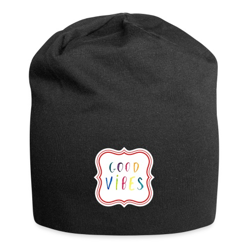 good vibes - Jersey-Beanie