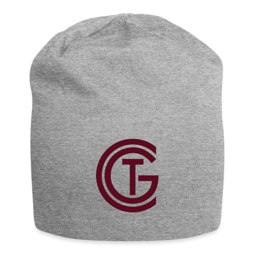 Touch Guitar Circle Logo - Jersey-Beanie