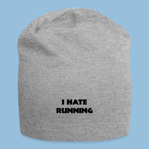 I hate running 001 - Jersey-Beanie