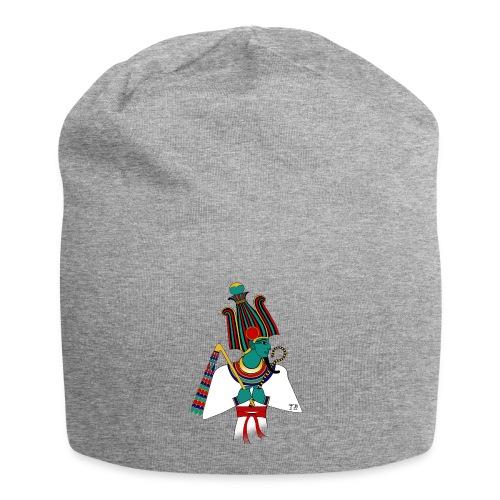 ÄGYPTEN - Osiris - altägyptische Gottheit - Jersey-Beanie