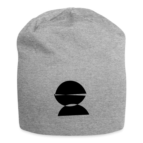 refugee rights abstract - Jersey-Beanie