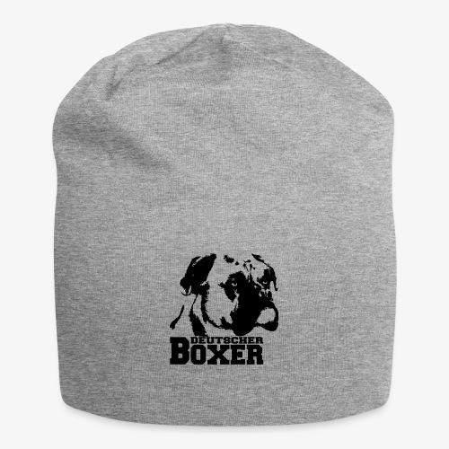 Deutscher Boxer - Jersey-Beanie
