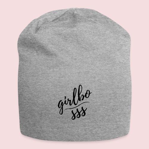 girlbosss - Jersey-Beanie