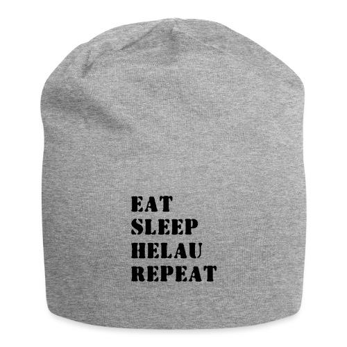 Eat Sleep Repeat - Helau VECTOR - Jersey-Beanie