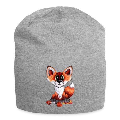 llwynogyn - a little red fox - Jersey-pipo