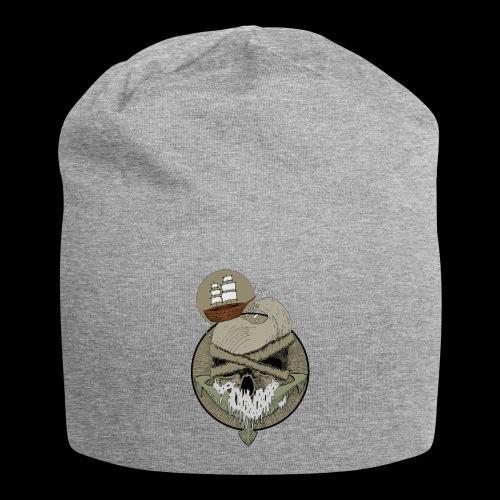 Ancre skull - Bonnet en jersey