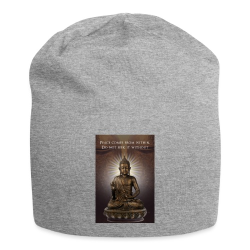 Peace from Within - Jersey Beanie