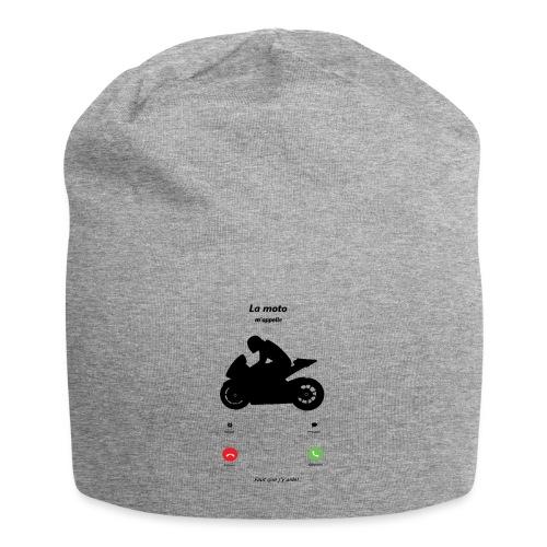 Ma moto m'appelle - Bonnet en jersey