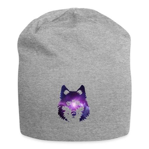 Galaxy wolf - Bonnet en jersey