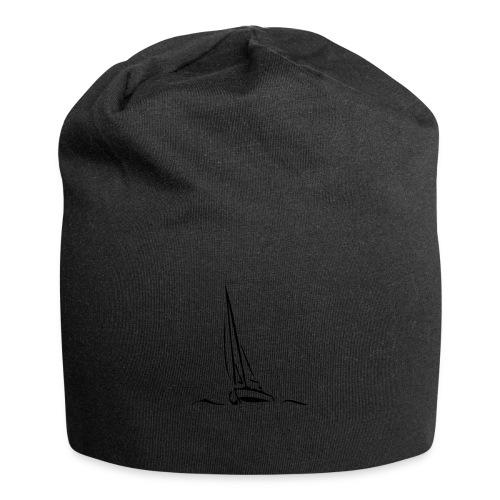Segelboot - Jersey-Beanie