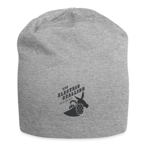 stallion badges - Jersey Beanie