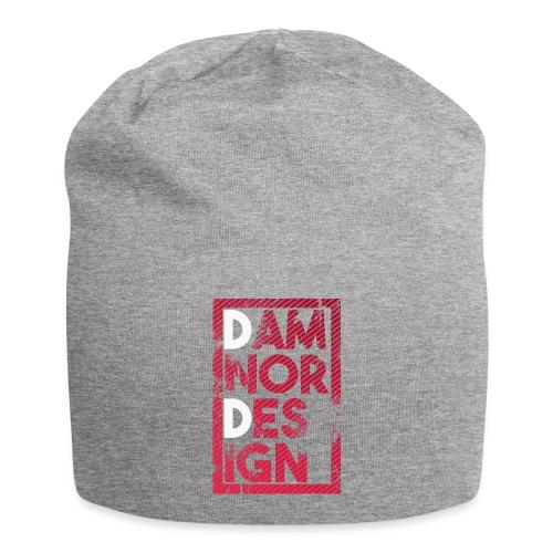 Damnor design (H) - Bonnet en jersey
