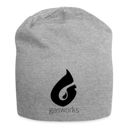 Gasworks Logo Tee - Jersey Beanie