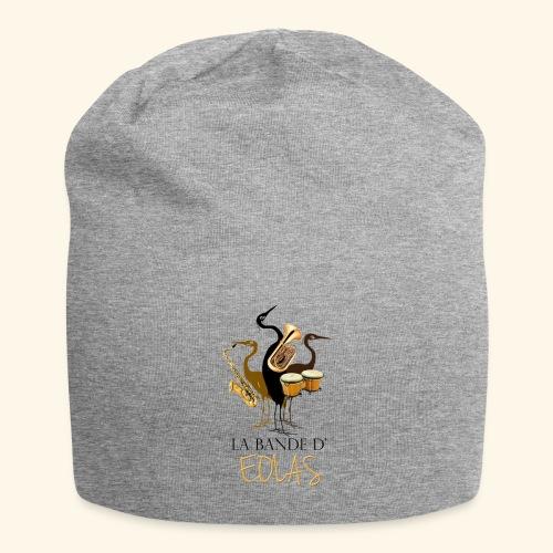 Logo - Bonnet en jersey