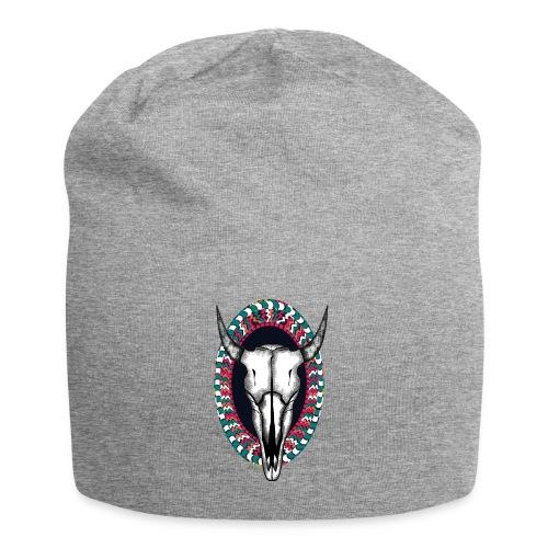cabeza de animal - Gorro holgado de tela de jersey
