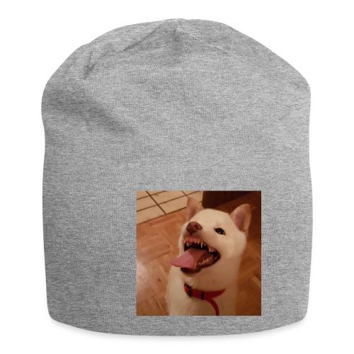 Mein Hund xD - Jersey-Beanie