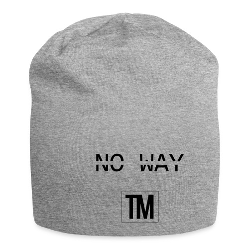 NO WAY - Jersey Beanie
