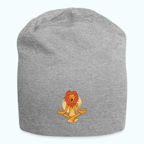 Yoga Lion - Jersey Beanie
