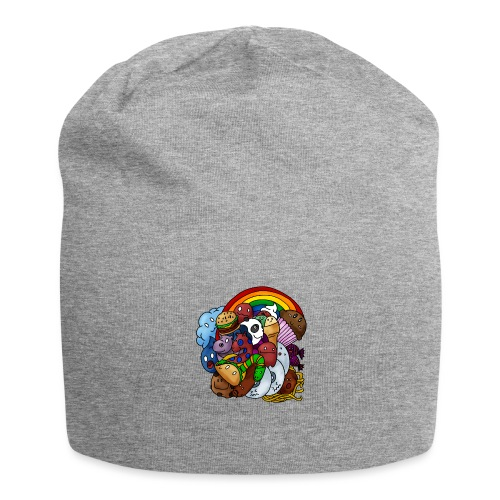 Happy Colors - Jersey-Beanie