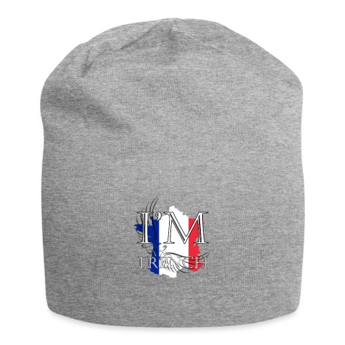 I am French - Beanie in jersey