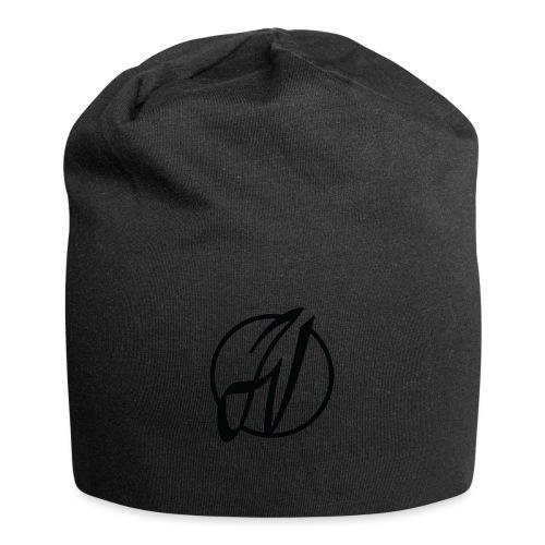 JV Guitars - logo noir - Bonnet en jersey