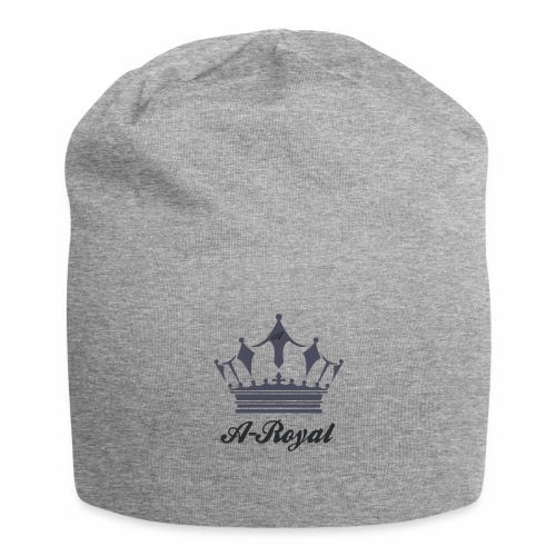 A-Royal - Beanie in jersey