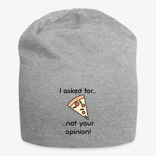 Pizza Opinion - Jersey-Beanie