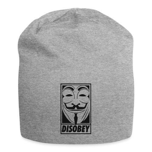 Anonymous disobey - Bonnet en jersey