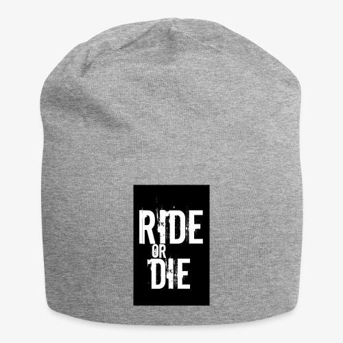 ride or die - Jersey-Beanie