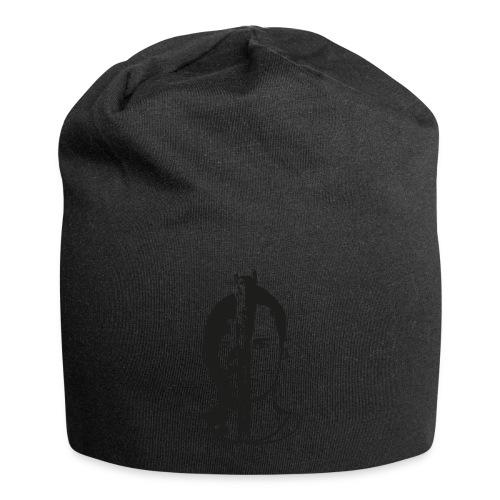 Frères - Black & white  - Bonnet en jersey