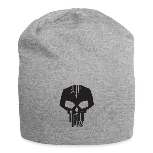 Sneaki Skull Logo - Jersey Beanie