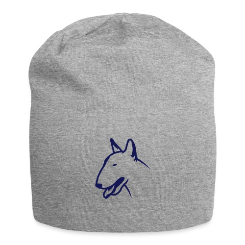 Bullterrier BULLY HEAD 1c_4light - Jersey-Beanie