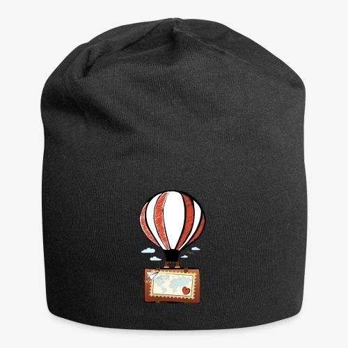 CUORE VIAGGIATORE Gadget per chi ama viaggiare - Beanie in jersey