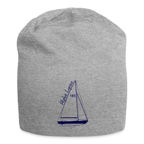 dos - Bonnet en jersey
