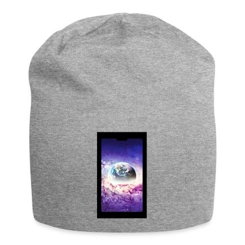 Univers - Bonnet en jersey
