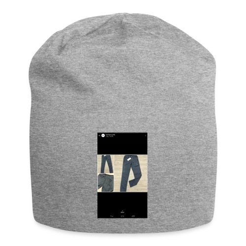 Allowed reality - Jersey Beanie