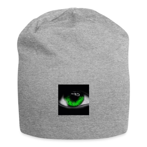 Green eye - Jersey Beanie