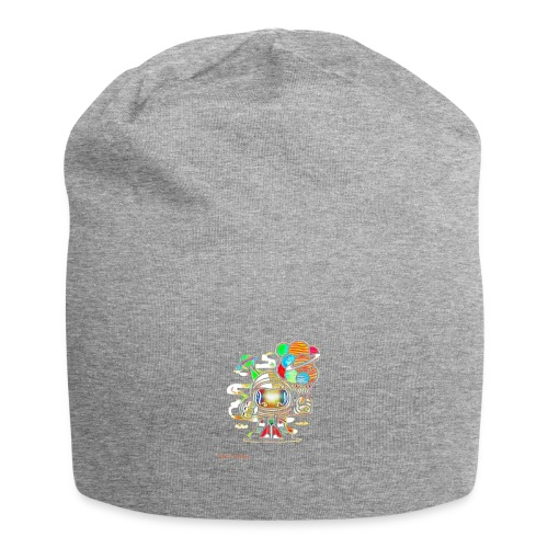 Spagrg00001 - Gorro holgado de tela de jersey